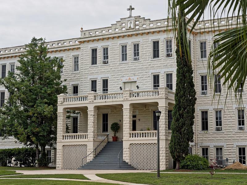 St. Leo Hall, St. Leo, Florida
