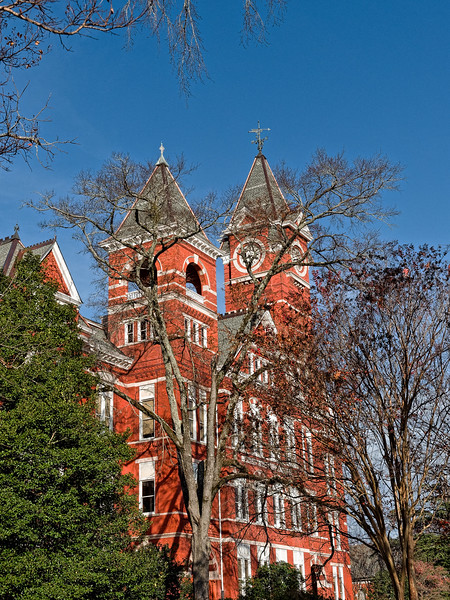 William J. Samford Hall at Auburn