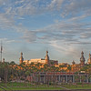The University of Tampa across The River