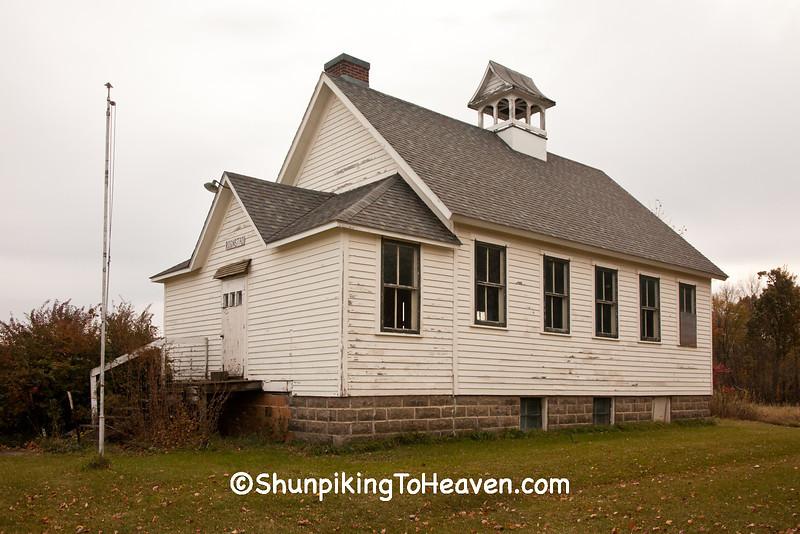 Rognstad School, Vernon County, Wisconsin