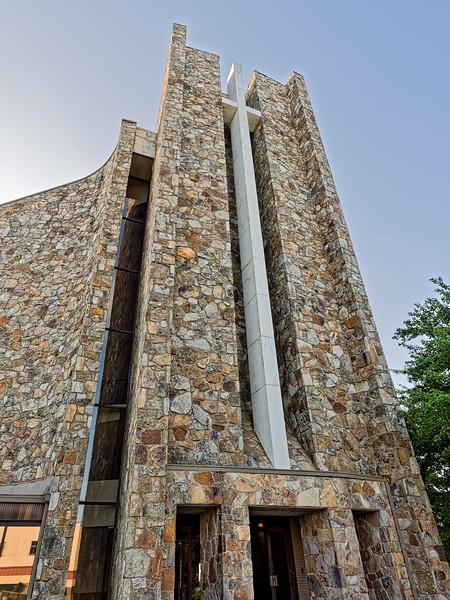 Dora Maclellan Brown Memorial Chapel