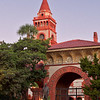 Flagler College's Ponce de Leon Hall in St. Augustine