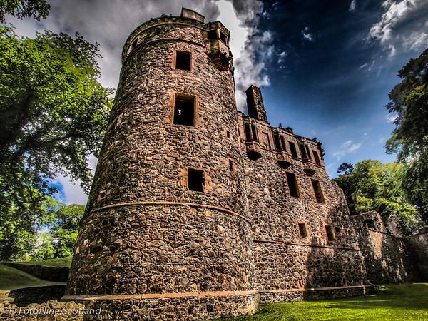 Huntly Castle