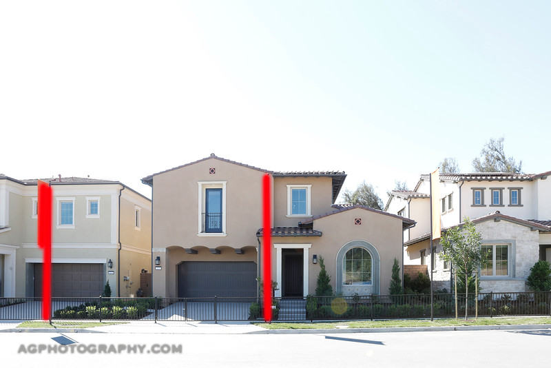 Scouting Photos of Palermo Models, Irvine, CA, 6/11/20.