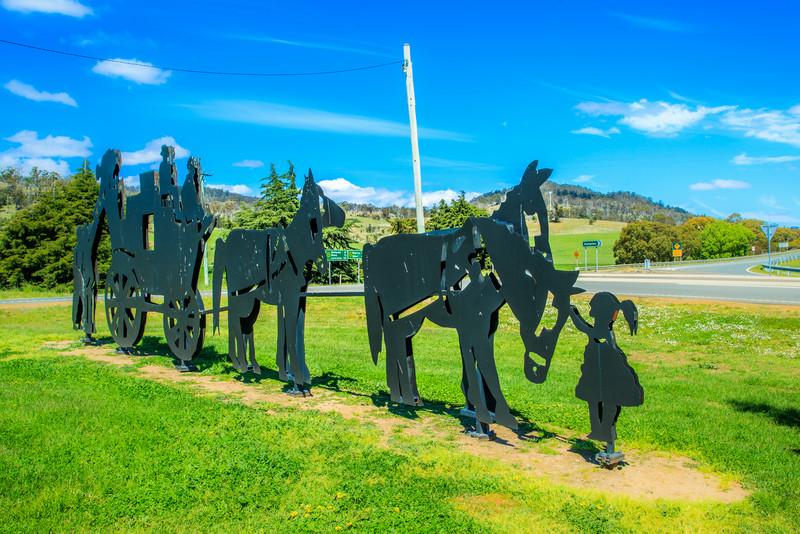 Kempton, Tasmania