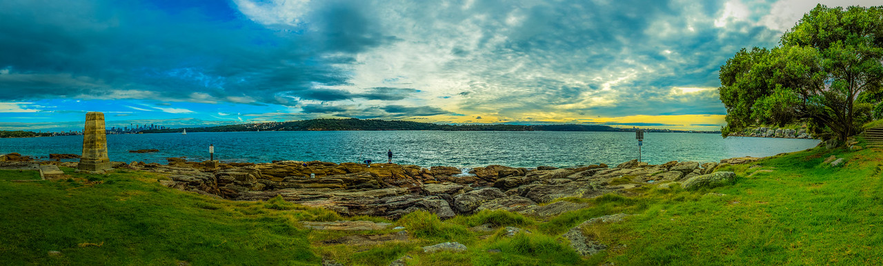 Green Point, Watson's Bay, Sydney, NSW, Australia