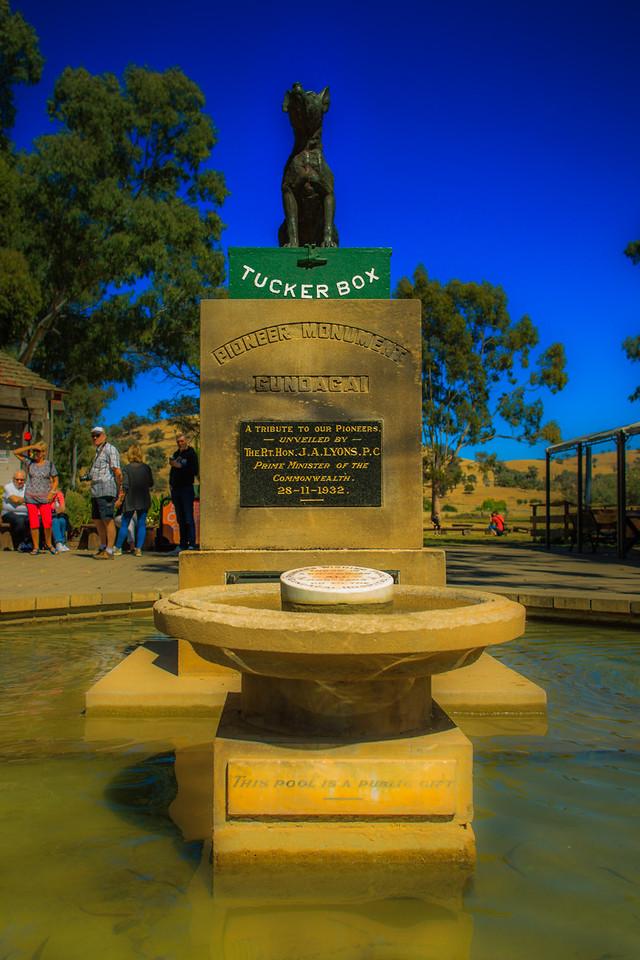 Near Gundagai, NSW, Australia