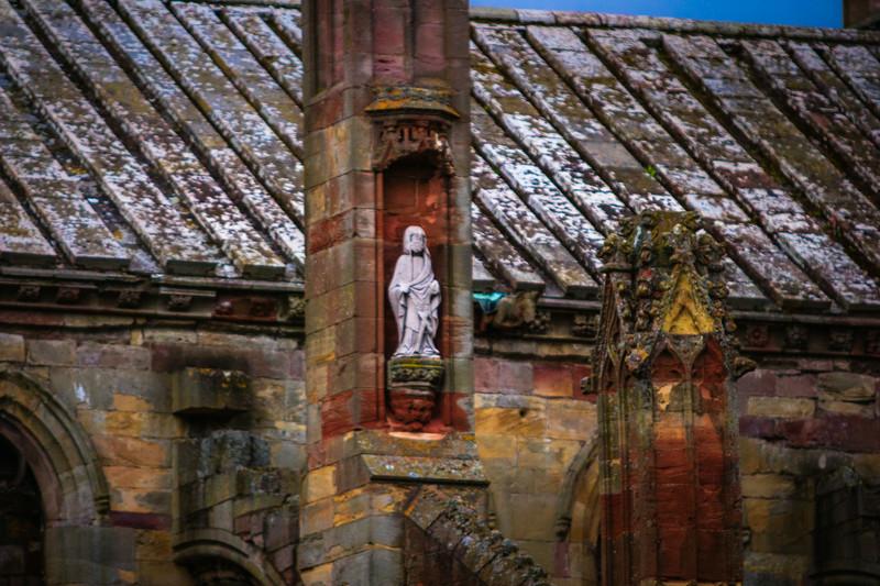 Melrose, Roxburghshire, Scotland