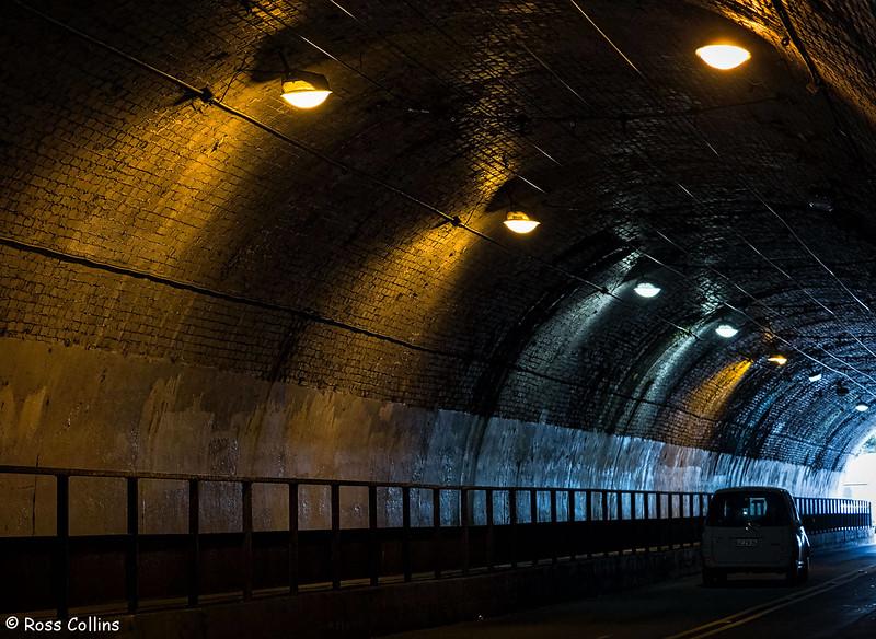 Seatoun Tunnel, Wellington, 23 May 2018
