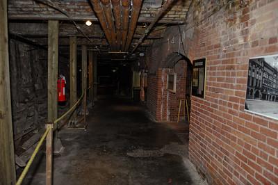 Underground Tunnel Tour