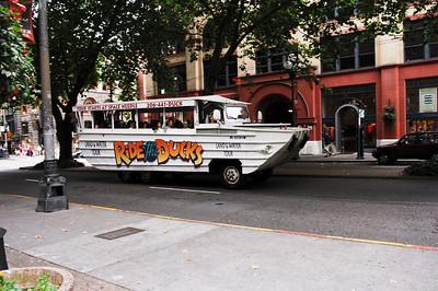 Seattle Water Bus