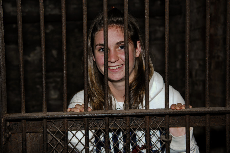 Cara in Jail