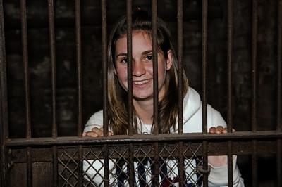 Cara in Jail