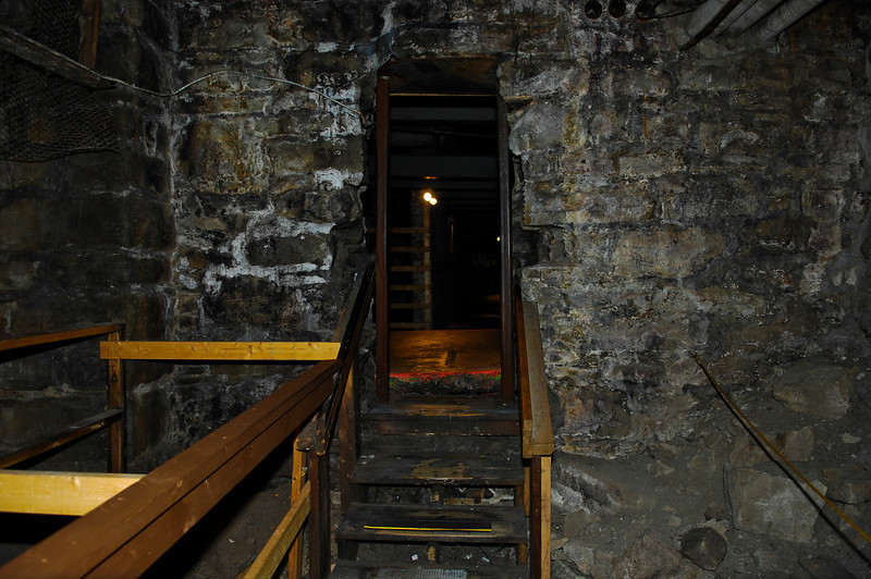Underground Tunnel Tour