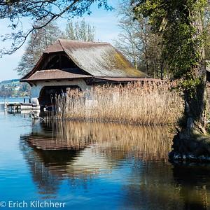 On lake Sempach