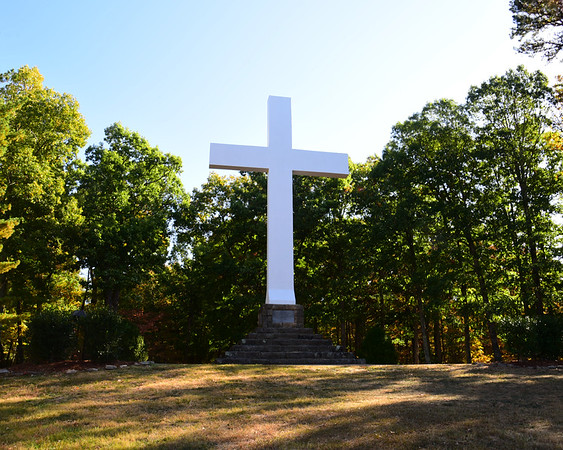The Memorial Cross at Sewanee