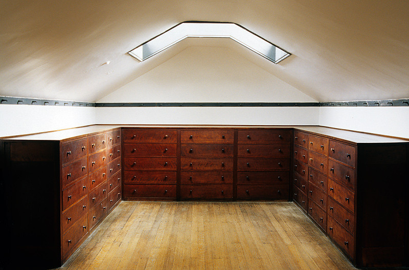 Drawers in the Attic