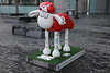 Shaun in the City - 33. Mittens<br /> More London<br /> 11 April 2015