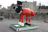 Shaun in the City - 37. Yeoman of the Baaard<br /> The Tower of London<br /> 11 April 2015