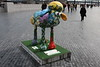 Shaun in the City - 35. Petal<br /> More London<br /> 11 April 2015