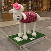 Shaun in the City - 50. Hello Kitty's #OneKindThing<br /> Canary Wharf, Jubilee Olace<br /> 12 April 2015