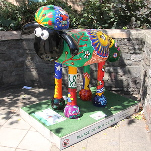 Shaun in the City - Old City Trail - 19 July 2015