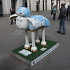 Shaun in the City - 23. Baa-roque<br /> St Paul's Cathedral Churchyard<br /> 11 April 2015