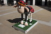 Shaun in the City - 25. Hamish<br /> Paternoster Square<br /> 11 April 2015