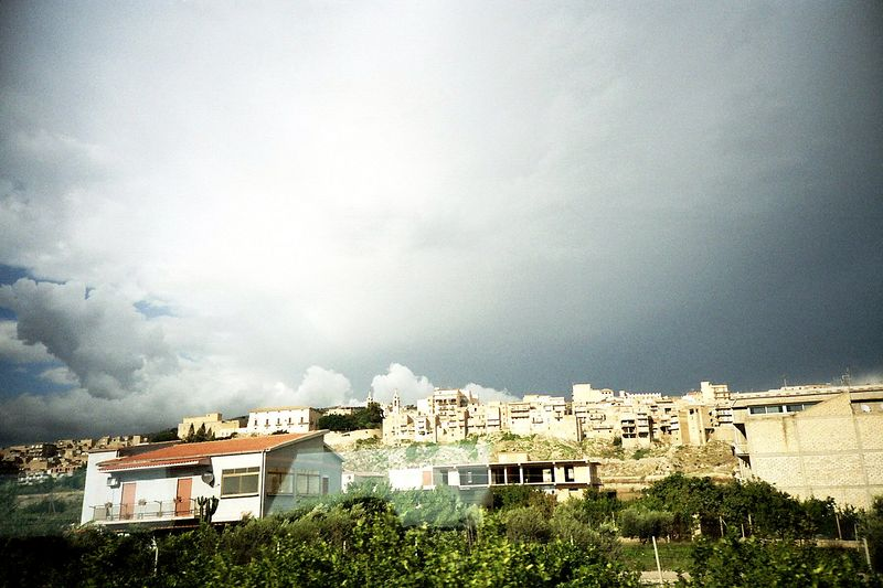 Agrigento  by lomography