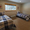 Checkered bedroom 2