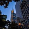 Bank of America Skyscraper in Midtown Manhattan
