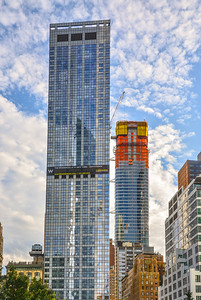 Skyscrapers of Lower Manhattan