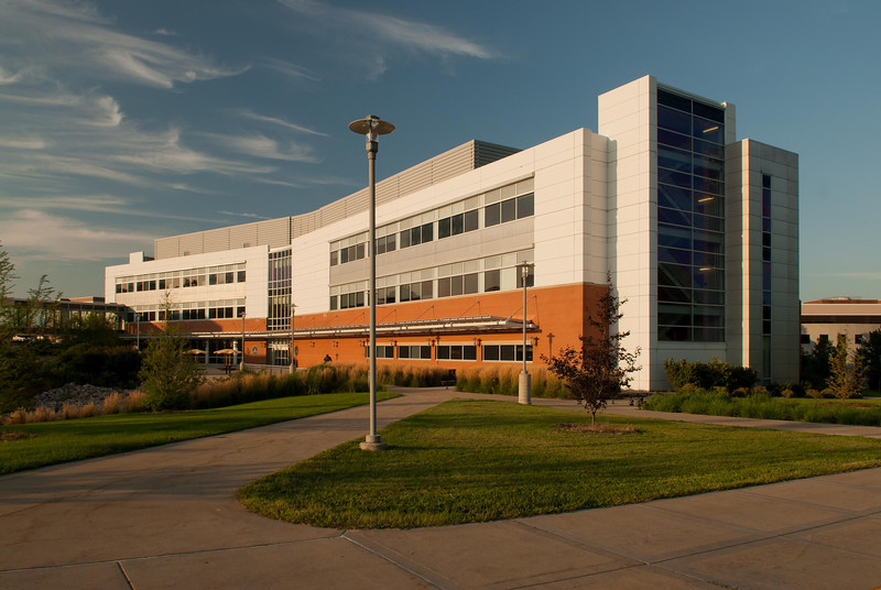 Western Michigan Univ. Chemistry Building - Kalamazoo, MI