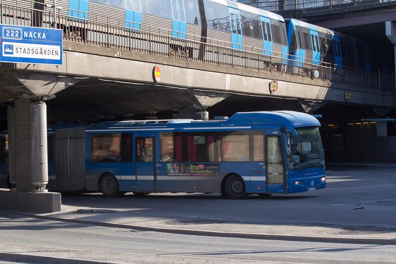 Slussen bussterminal