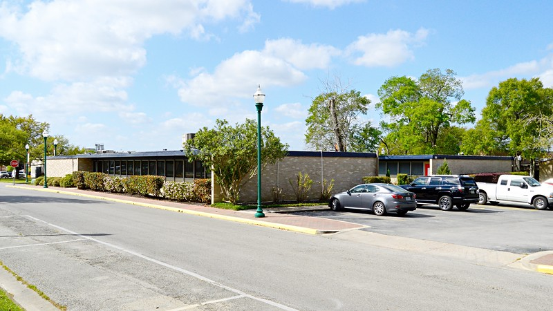 Conroe Office Building - NW Corner View