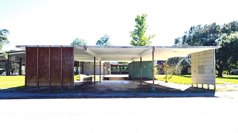 Drop-off Pavilion