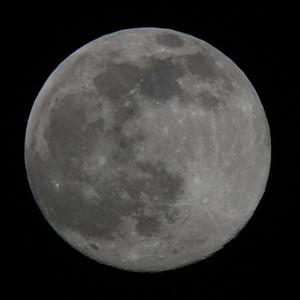 Snow Moon 26 February 2021