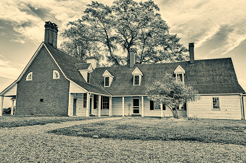 Sotterley Plantation, Hollywood, St. Mary's County, Maryland