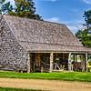 Corn Crib, Sotterley Plantation, Hollywood, St. Mary's County, Maryland