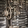 Drill Press, Corn Crib, Sotterley Plantation, Hollywood, St. Mary's County, Maryland
