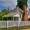 Gate House, Sotterley Plantation, Hollywood, St. Mary's County, Maryland