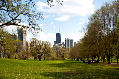 Lincoln Park Chicago, Illinois