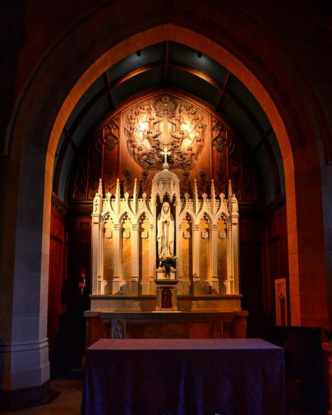St Dominics San Francisco (9 of 16)