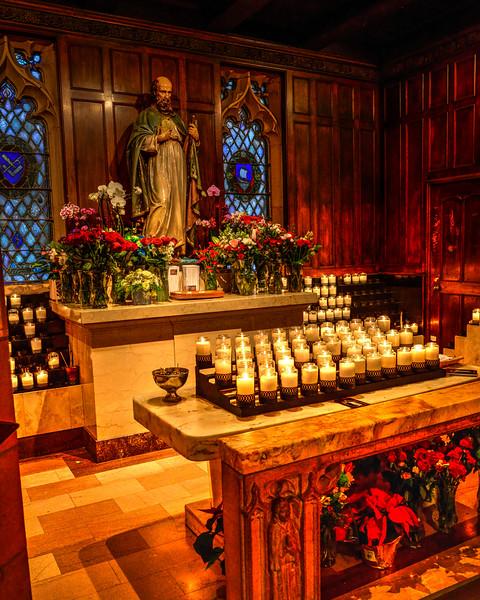 St Dominics San Francisco (11 of 16)