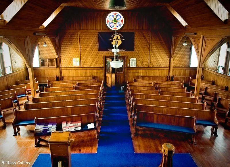 St Giles' Presbyterian Church, Wellington, 14 May 2019
