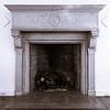 Fireplace, first floor West.
