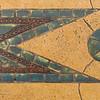 Tile detail, solarium