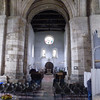 Looking to the altar from the Nave