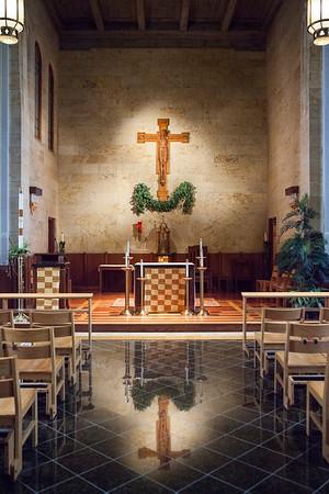 St. Thomas Aquinas Chapel: Spring 2017