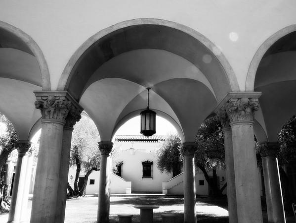 Cal Tech Columns #3a - Pasadena, CA, USA